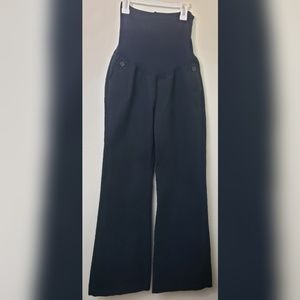 GAP Maternity Pants | Wide Leg Maternity Pants